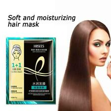 Hair Treatment Heated Steam  With Ginger Keratin Repair Damaged Split E G9W3