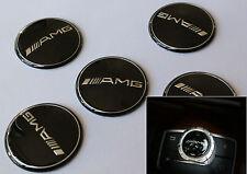 Logo Stemma Controller Multimedia 38mm MERCEDES AMG CLASSE A B C E S GT