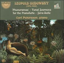 Leopold Godowsky: Phonoramas (CD, Apr-2011, Sterling)