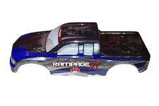 Redcat Rampage XT 4x4 Monster 1/5 Truck Blue Lexan Body & Decals ATV070-B