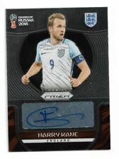 2018 Panini Prizm World Cup Autograph Auto Card :Harry Kane