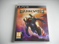 JEU PLAYSTATION 3 - DARK VOID   Avec notice