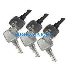 (6) Keys for John Deere 710K Jd500 Jd310 410 Jd500 410B 510B 710B 500C 610B