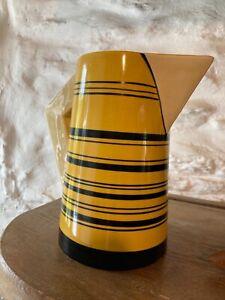 Clarice Cliff bizarre Art Deco jug. Free postage