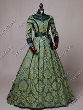 Victorian Queen Fancy Dress Game of Thrones Theater Halloween Costume N C021 S