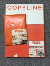 AGFA Copyline Projection P90 Darkroom photography paper