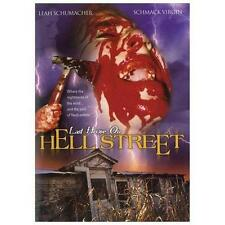 The Last House on Hell Street,New DVD, Leah Schumacher, Schmack Virgin, John Spe