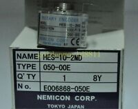 NEW NEMICON encoder HES-10-2MD good in condition for industry use