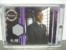 ALIAS Season 3 PIECEWORKS Card PW8 Marcus Dixon Shirt