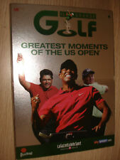 DVD N°4 IL GRANDE GOLF GREATEST MOMENTS OF THE US OPEN
