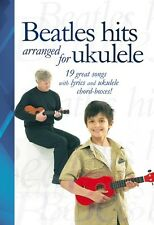The Beatles Hits For Ukulele Learn How To Play Sheet Music Book Best Of Greatest