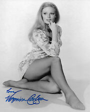 Veronica Carlson Original In Person Autographed 8X10 Photo - Hammer, Dracula