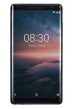 Nokia 8 Sirocco TA-1005 128GB Rom 6GB Ram Single Sim Móvil Libre- Negro