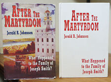 After the Martyrdom - What Happened to the Family of Joseph Smith?  - Johansen