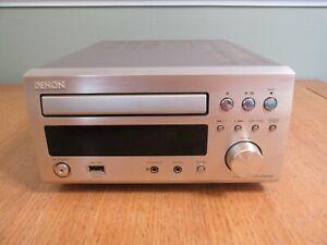 Denon RDC 38DAB Compact Shelf Stereo HiFi