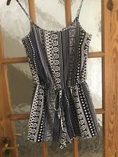 Playsuit Size 12  From Atmosphere