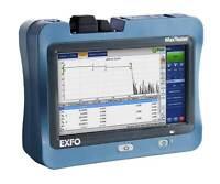 EXFO, MAX Tester, MAX-715B-M1-EA, Fiber Optic Tester