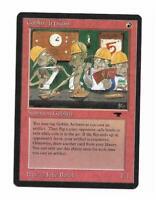 Magic the gathering ~ MTG ~ 1x Goblin Artisans  ~ Antiquities ~ M/NM