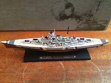 Atlas Editions 1/1250 Scale Bismarck