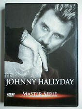 Johnny Hallyday dvd Master Serie