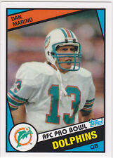 DAN MARINO Miami Dolphins RP RC Football TOPPS ROOKIE CARD Mint NFL HOFer