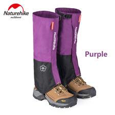 Outdoor Hiking Hunting Snow Snake Waterproof Boots High Legging Gaiters Women