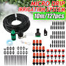 10M Water Irrigation Kit Micro Drip Watering System Automatic Plant