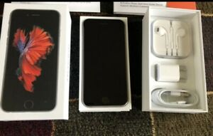 Consumer Cellular Apple iPhone 6S 32GB - Space Gray - New