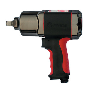 """UNIVERSAL UT8126 1/2"""" COMPOSITE PISTOL IMPACT WRENCH - Free UK Next Day DeLivery"""