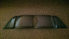 MR2 SW20 Rev 3+ pair of tail light lense in smoke complete set