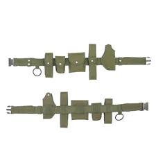 Outdoor Tactical Belt Law Enforcement Modular Equipment Security Duty Utility