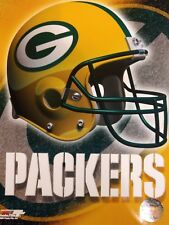 GREEN BAY PACKERS 2000 TEAM HELMET LOGO 8x10 PHOTO