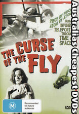 The Curse OF The Fly DVD NEW, FREE POSTAGE WITHIN AUSTRALIA REGION ALL