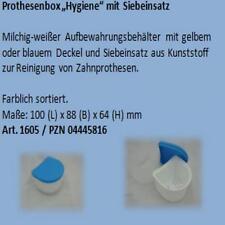 PROTHESENBOX Hygiene m.Einsatzkorb 1St PZN 4445816