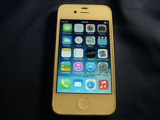 White Apple iPhone 4 GSM Unlocked 8GB A1332 AT&T, T-Mobile, plus others       c5