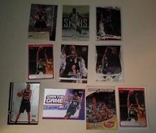 10-Card Tim Duncan Non Auto Lot San Antonio Spurs Wake Forest Demon Deacons