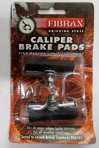 NOS Brake Shoes Pads For Raleigh Rod Bicycle  DL1