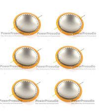 6pcs 99.2mm Diaphragm for JBL 2451H,2445H ,2450H, JBL SRX 725, JBL SRX 722 8 ohm