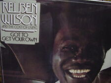 REUBEN WILSON AND THE COST OF LIVING - GOT TO GET YOUR OWN - CADET LP CA-60033