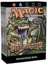 Onslaught Theme Deck Devastation (ENGLISH) FACTORY SEALED NEW MAGIC MTG ABUGames