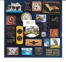 "QANTAS AIRWAYS AUSTRALIA 1971 MENU ""MAN'S GODS FLEW FIRST"" COVER QUESS GAME"