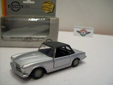 "Mercedes-benz 230 SL (w113) ""pargode"" 1963, gama (made in Western-Germany) 1:37"