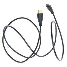 Mini HDMI A/V TV VIDEO Cable Cord For Panasonic HC-X900 P HC-V550 P/C HC-V250 P