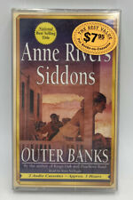 Outer Banks by Anne Rivers Siddons  Audio Book Cassette Tapes New Sealed 199