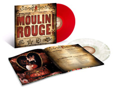 Moulin Rouge - Music from Baz Luhrmanns Film Exclusive Red & Clear Vinyl 2LP