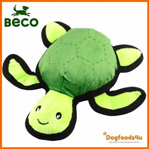 Beco Pets sustainable eco tough Turtle Dog Toy
