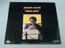Jacques / Jack Coursil - Black Suite Feat.Anthony Braxton  LP America Records