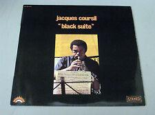 Jacques / Jack Coursil - Black Suite Feat.Anthony Braxton  LP America Records