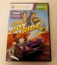 XBOX 360 GAME KINECT JOY RIDE BRAND NEW FACTORY SEALED Xbox 360