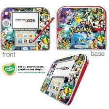 Pokémon Vinyl Skin Sticker for Nintendo 2DS